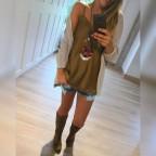 Cardigan Abierto CORINA Beige | Moda Low Cost Online