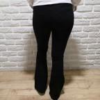 Pantalón Campana SIRIANA Negro