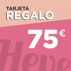 Tarjeta regalo Heve 75€