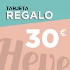 Tarjeta regalo Heve 30€