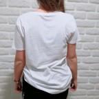 Camiseta Fantasía LOVE SUMMER Blanco