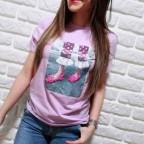 Camiseta Fantasía DOROTHY Lila