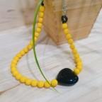 Collar BALLS Amarillo