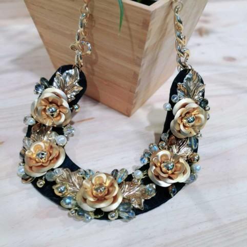 Collar Cadena Abejas