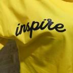 Camisa INSPIRE OTHERS Amarillo