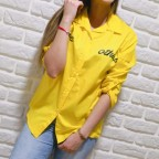Camisa INSPIRE OTHERS Amarillo