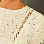 Vestido Ibicenco KALA Blanco