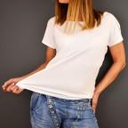 Camiseta Alas HANAE Blanco