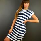Vestido Navy MANDI