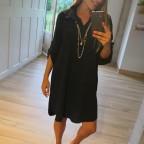 Vestido Túnica JEZABEL Negro