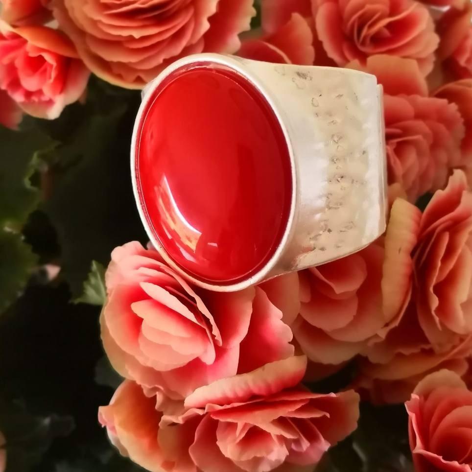 Brazalete EYE Rojo