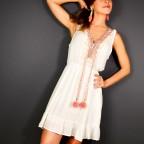 Vestido Boho KASHAN Blanco