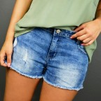 Short Denim JUSTINE