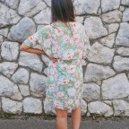 Kimono Estampado MONTEVIDEO Khaki
