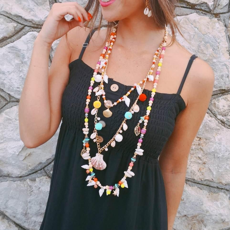 Collar Largo LIGEIA Multicolor