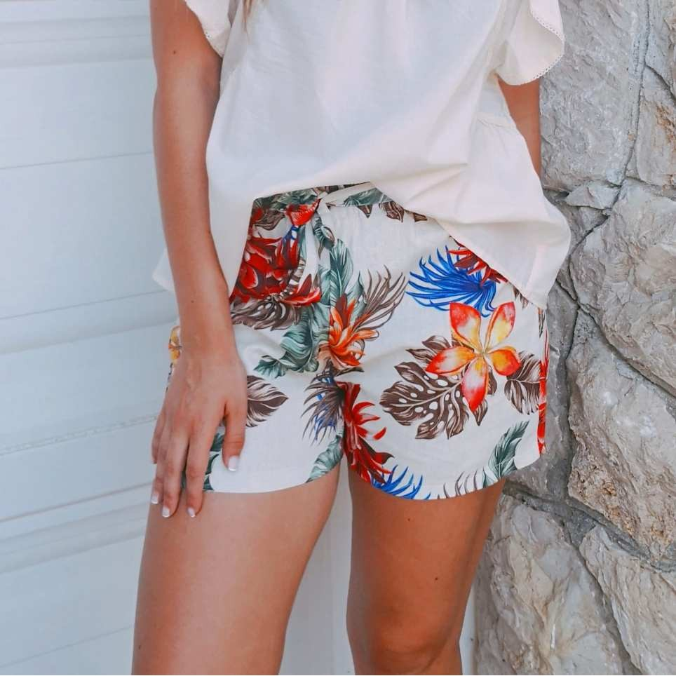 Short Estampado MARGAIDA