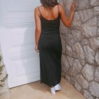 Vestido Tubo MIRTA Negro