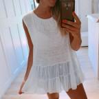 Camiseta Combinada FALL IN LOVE Blanco