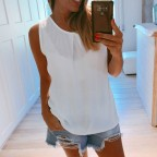 Blusa Lazo ARLET Blanco