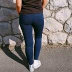 Pantalón Pitillo JAZZ Azul