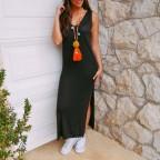 Vestido Punto DORIA Negro