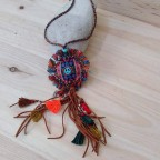 Collar Étnico JAUJA Multicolor