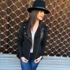 Sombrero Trilby Negro