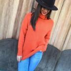 Jersey Punto TWINS Naranja