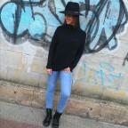 Jersey Punto TWINS Negro