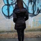 Abrigo Acolchado MARLENE Negro