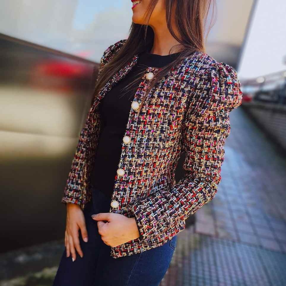 Chanelita Tweed CAROLINE