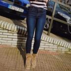 Jeans Push Up NOUVEL