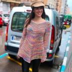Jersey Evasé ELIA Multicolor