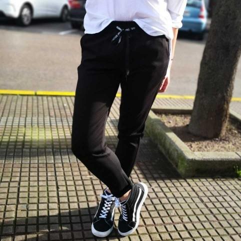 Pantalón Jogger DALINA Negro