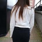 Camiseta Glitter MARE Blanco