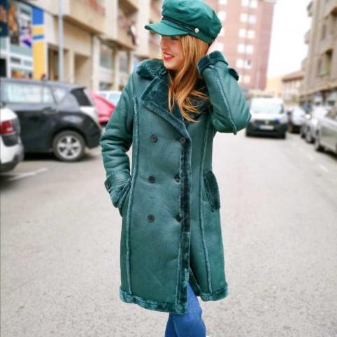 Pelliza HOPE Verde Pino