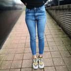 Jeans Pitillo TOYA