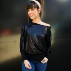 Camiseta Murciélago PICKY Negro