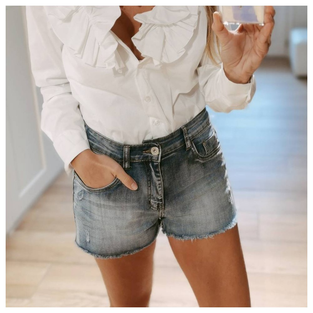 Short Denim LUCKY Heve