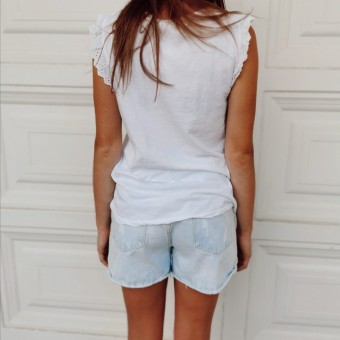 Short Denim LENNY Heve
